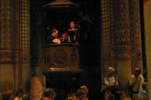 Août 2008, Notre Dame la Grande