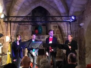Concert du 11/112018 - Arcades Institute (Tours)